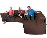 Lounge Suite Bean Bags