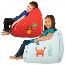 Kids Bean Bag Chairs With Cartoon Characters